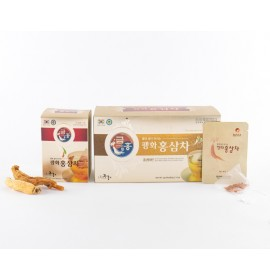 GEUMHONG  Puffed Korean Red Ginseng Tea