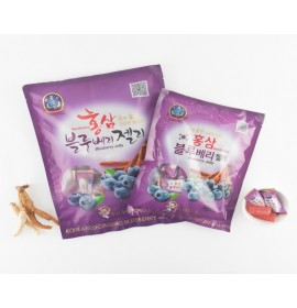 Korean Red Ginseng Blueberry jelly